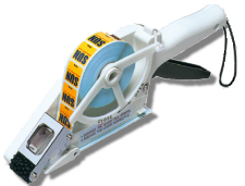 Towa AP30 Label Applicator for labels on a roll up to 20mm wide