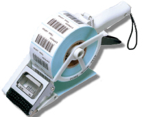 Towa AP60 Label Applicator for labels on a roll up to 60mm wide